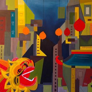 San Francisco Chinatown, 2014