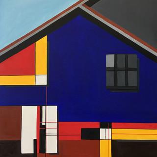 Blue Cottage, 2017