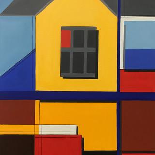 Yellow Cottage, 2016