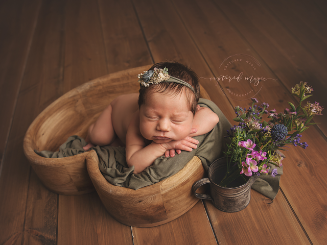 Captured Magic Photography | Newborn Photography | Newport, SE Wales