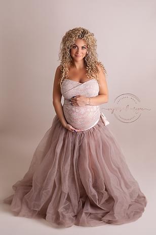 maternity photography Newport Wales bump expecting mum IVF baby