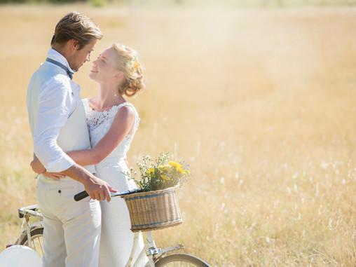 Das richtige Lied zur Trauung: You take my breath away