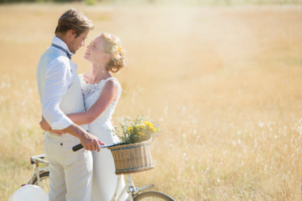 Outdoor Wedding Shoot