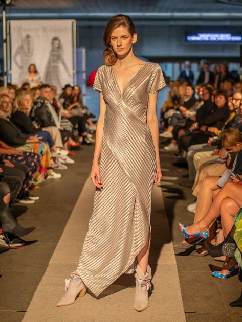 Šaty plisé ND202114