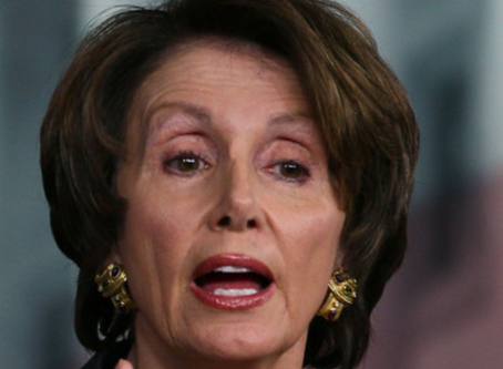 Nancy Pelosi backs against the wall and why Democrats should move on from their investigations.