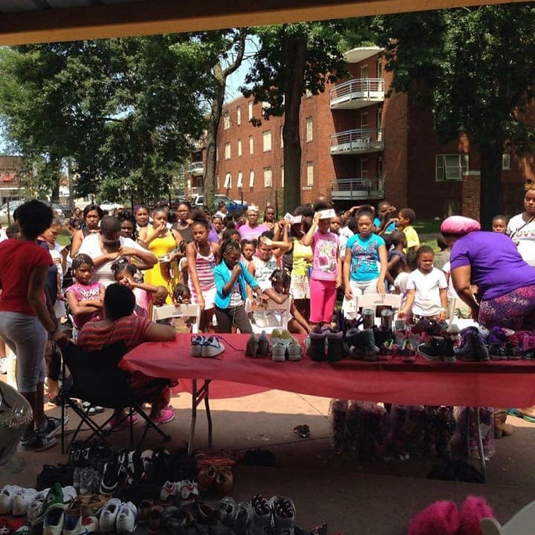 8th Annual Back To School Drive