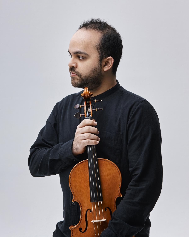 baroque Violist_Alessandro D'Amico