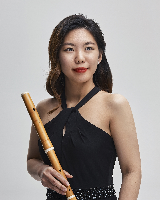 baroque flutist