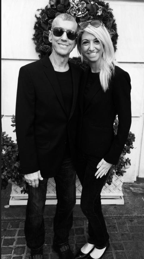 Stephanie and John Cacioppo