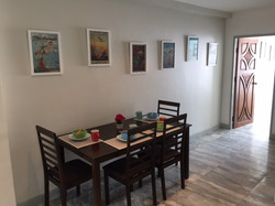 PT 705 dinning room