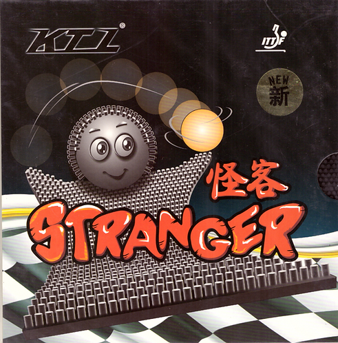 Накладка Friendship KTL Stranger OX