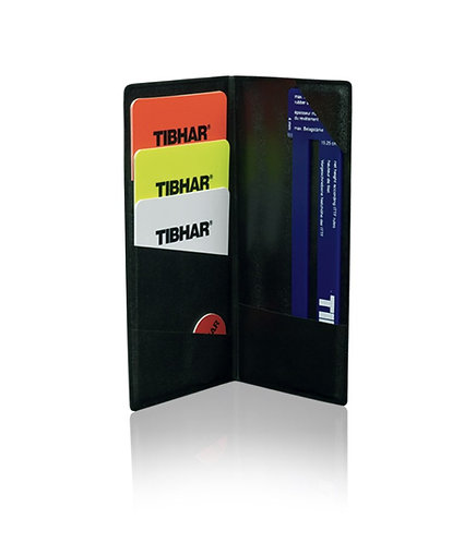 Набор для судьи настольного тенниса Tibhar