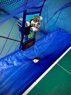 Робот настольного тенниса