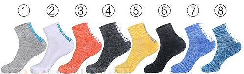 KL-1030 носки мужские средней длины тонкие kunli