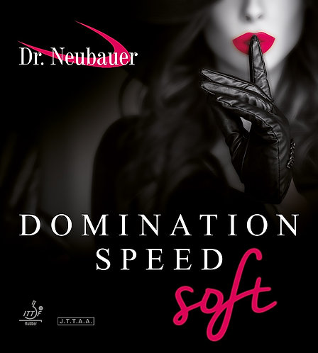 Накладка Dr.Neubauer Domination Speed Soft