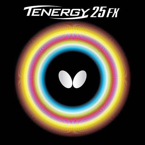 Накладка BUTTERFLY Tenergy 25 FX