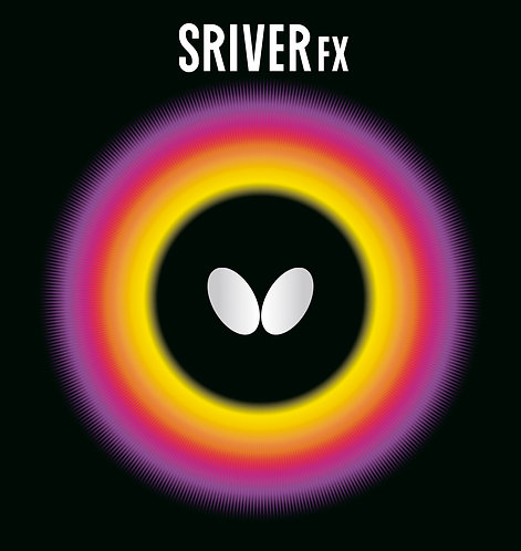 Накладка BUTTERFLY Sriver FX
