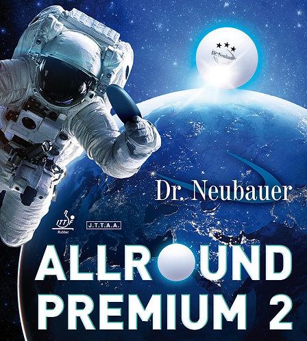 Накладка Dr.Neubauer Allround Premium 2