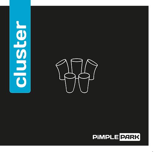 Накладка PimplePark Cluster
