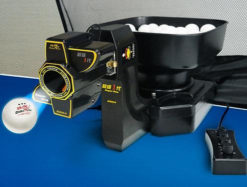 Робот для настольного тенниса DOUBLE FISH - «ТТ-01»