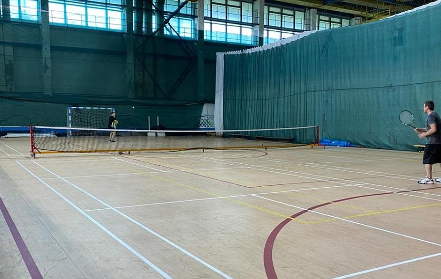 Большой теннис на юго-западной