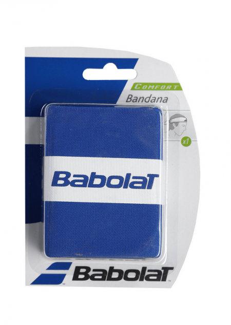 Бандана Babolat Синяя