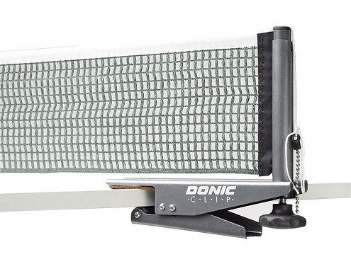 Сетка для стола настольного тенниса Donic Net Clip