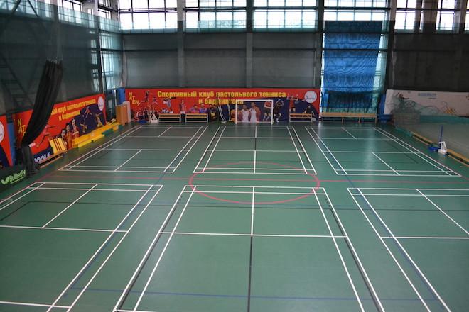 Универсальный спортивный зал NATEN
