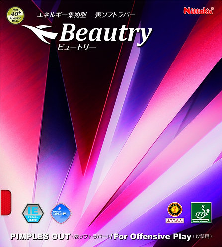 Накладка Nittaku Beautry