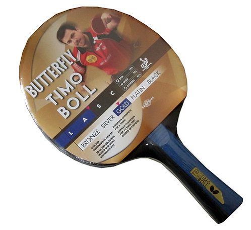 Ракетка для настольного тенниса Butterfly Timo Boll, gold