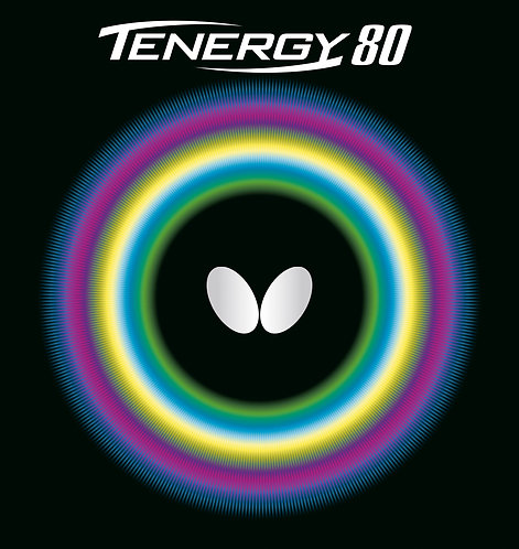 Накладка BUTTERFLY Tenergy 80