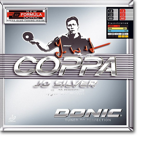 Накладка Donic Coppa JO Silver