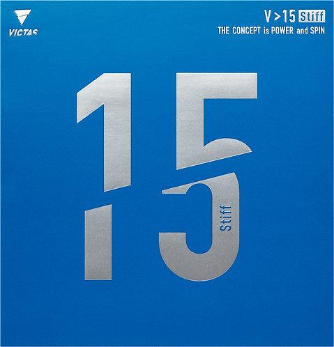 Накладка VICTAS V>15 Stiff