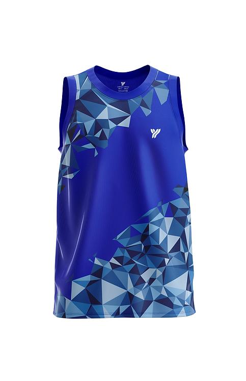 Футболка c17006 (Blue)