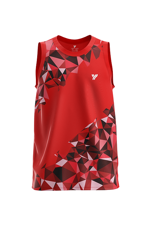 Футболка Young с17006 (Red)