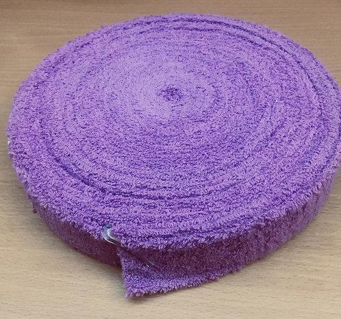 Намотка махровая RSL 10 метров бобина Фиолетовая