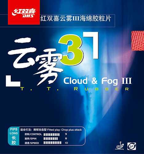 Накладка DHS Cloud & Fog OX