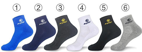 KL-1026 носки мужские средней длины толстые kunli