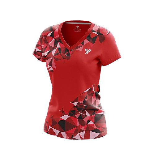 Футболка c17002 (Red)