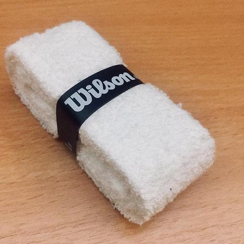 Намотка махрова Wilson Towel Grip Белая