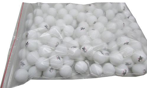 Мячи для н/т DHS 1* 40+ бел. 144 шт