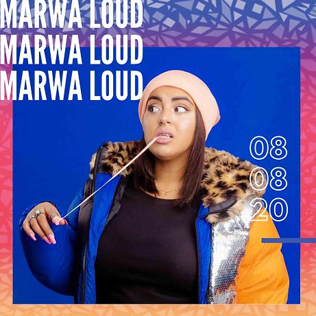 Marwa Loud - Festival de Lunel 2020