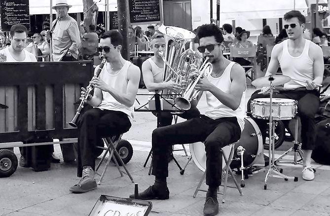 Festival de lunel 2020 - Orchestre Syncopatique