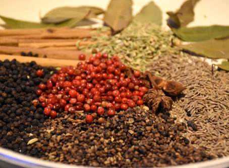 Garam masala winter spice!