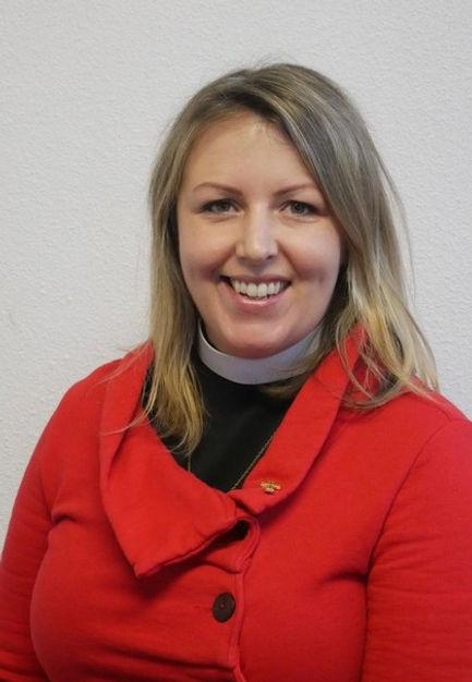Headshot of Pastor Rebekah Swanson