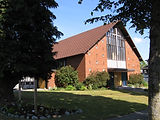 Front Exterior view of First Lutheran Church