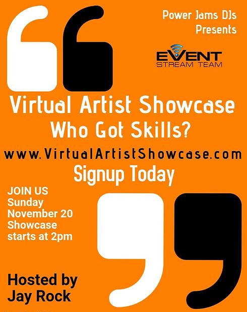 Artist and DJ Showcase November 20.jpg