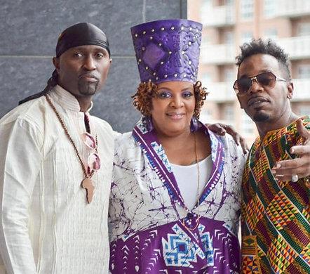 NSAA African Creations DVD