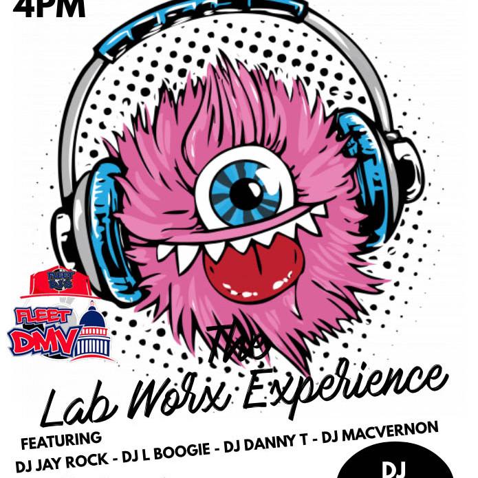 Lab Worx - DJ Workshop Part 1