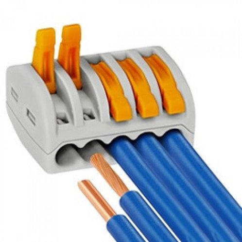 Connecteurs WAGO (ensemble de 10 unités)